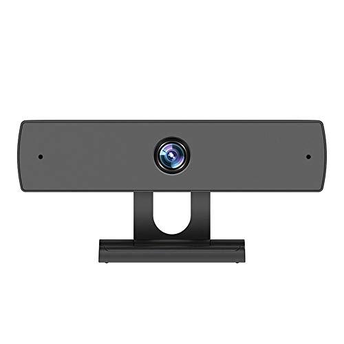 Jinclonder 1080p 2 miljoen HD-desktop-computercamera met microfoon, hoge resolutie, ingebouwde geluidsabsorberende microfoon, handmatige instelling van de brandpuntsafstand heldere uitgave