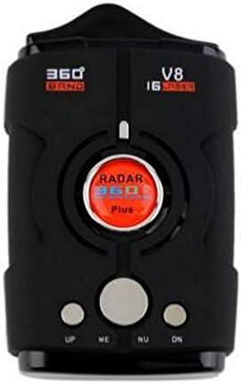 LYHSH Full Range Ranking TOP5 Car Radar V Max 46% OFF 8 Measurement Speed De Alarm Camera