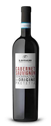 Cabernet Sauvignon Dop Venezia 75 Cl S.Osvaldo - Vino Rosso Fermo