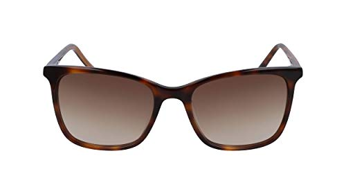 DKNY Womens DK500S Sunglasses, SOFT TORTOISE, 54mm, 18mm, 135mm