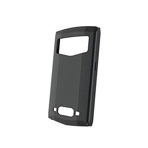 Unihertz Schutzhülle für Titan 6 GB + 128 GB, robustes QWERTY Smartphone, Android 9.0, entsperrt, Schwarz