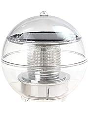 Stecto Vijver lichten, Premium waterdichte zonne-drijvende lichten, Transparante kleur veranderende drijvende bal led lamp voor tuin partij vijver decoratie