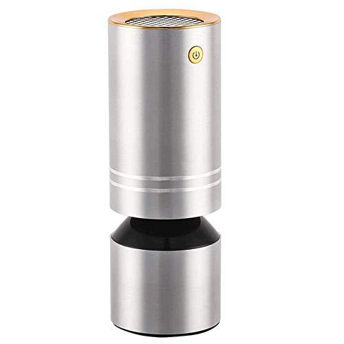 Air Purifier met filter for thuis, kantoor, auto, Quiet, Mini USB Portable Air Cleaner te beschermen tegen Germ, Rokers, allergenen, ozon, stof, geur.