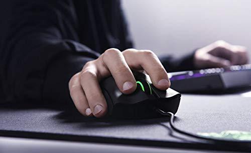 Razer DeathAdder Elite - Esports und Gaming Maus mit 16.000 DPI 5G Optischem Sensor und mechanischen Mausschaltern, schwarz