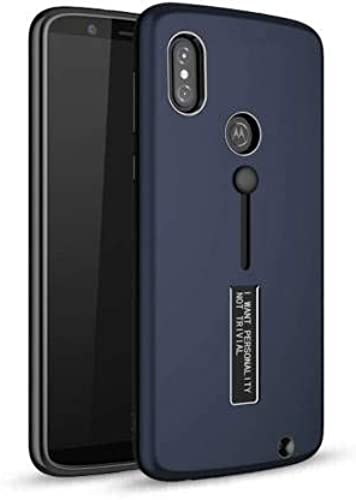 SADGATIH Back Cover for Motorola Moto One Power 360 Degree Full Coverage with Camera Protection Motorola Moto One Power Blue