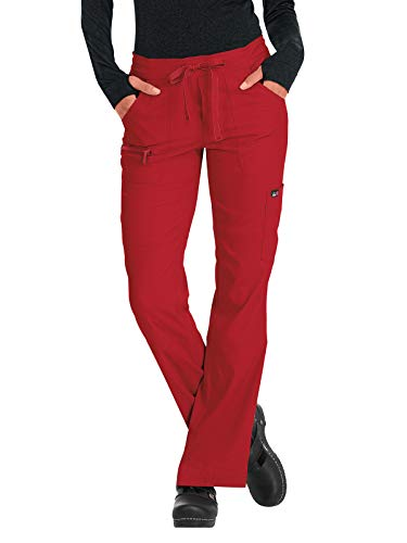 KOI Lite 721 Women's Peace Scrub Pant Ruby SP