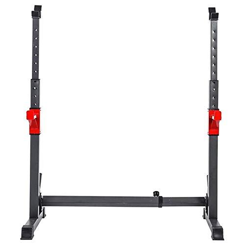 Miwaimao Squat Rack, Ajustable Jaula Sentadillas Bodybuilding Banca Press Bench Press Rack,Weight...