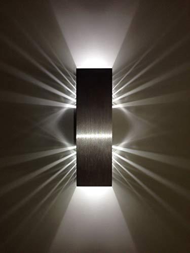 Wandlampe LED 6 Watt weiß Beleuchtung Flur Treppenhaus | ShineLED-6 SpiceLED