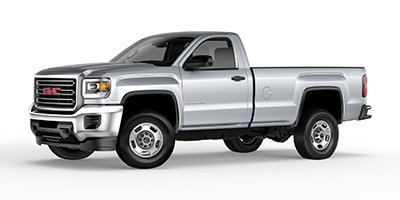 2016 GMC Sierra 3500 HD, 2-Wheel Drive Regular Cab 133.6', Light Steel Gray Metallic