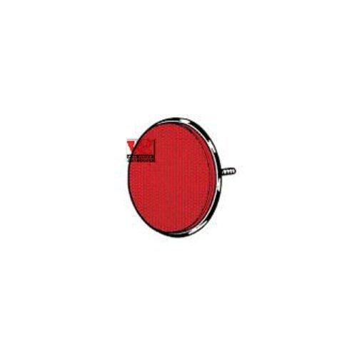 Van Wezel 9904929 REFLECTEUR, Rouge
