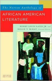 The Norton Anthology of African American Literature 2nd (second) edition Text Only