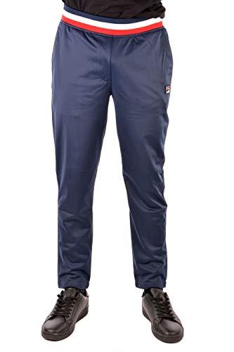 Fila 392041 Pantaloni Uomo Blu L
