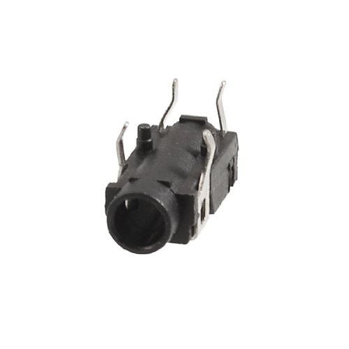 Aexit MP3 MP4-Kopfhörer-Headset 4-Pin-PCB 3,5-mm-Klinkenbuchse Spart Part (b344dcf8efd1bde2e2198bc26290cfe2)
