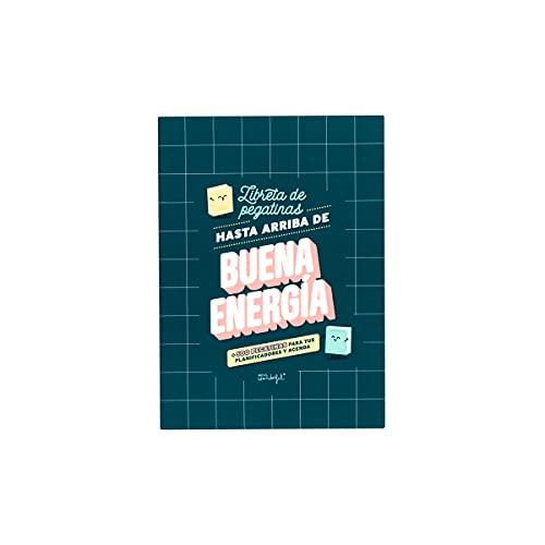 Mr. Wonderful Libreta de pegatinas para tus planificadores y agenda, WOA11036ES