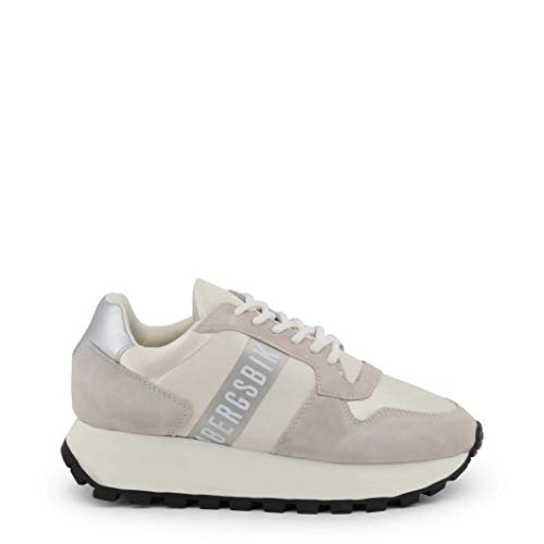 Bikkembergs Sneaker Fend-ER_2087 Mujer Color: Blanco Talla: 38