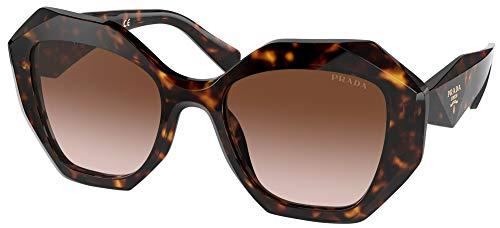 Prada Gafas de Sol PR 16WS Havana/Brown Shaded 53/20/145 mujer