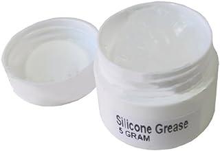 Scuba Choice Scuba Diving Silicone Grease for O-Rings Regulator Valve Seals, 5g/1/6-Ounce