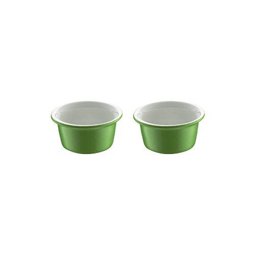 Berndes Auflaufform, Keramik, Grün