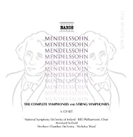 Mendelssohn: The Complete Symphonies and String Symphonies (2002-02-04)