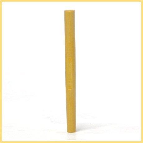 訂正印 印鑑 柘 アカネ 判子 小判型6mmX60mm Mボキ(彫刻:はんこ屋ボックス)