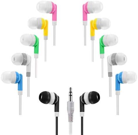 Top 10 Best 10 pack earbuds