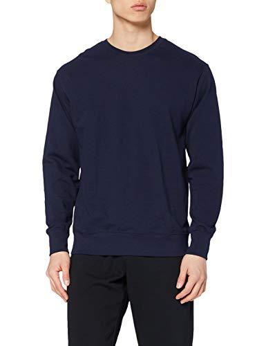 Fruit of the Loom SS126M, Sweat-Shirt Homme, Bleu (Bleu marine intense), Medium
