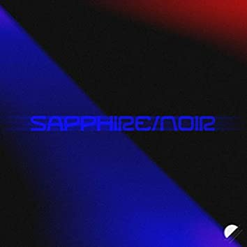 Sapphire/Noir
