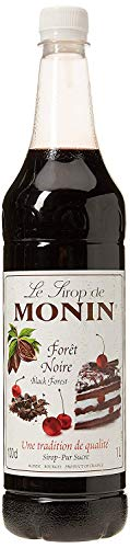 Monin Black Forest Syrup 1 Litre – PET