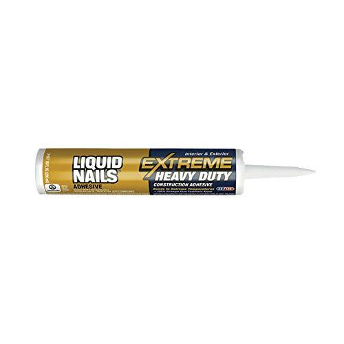 Liquid Nails - 414607 LN-907 Extreme Heavy Duty Construction Adhesive (LN-907) 10 oz