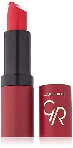 Golden Rose Velvet Matte Rossetto Opaco–Colore 11
