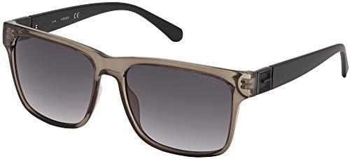Guess Gafas de Sol GU00004 Grey/Grey Shaded 58/16/145 hombre