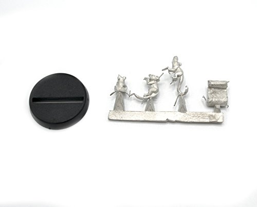 Stonehaven Rats Miniature Figure (for 28mm Scale Table Top War Games) - Made in USA