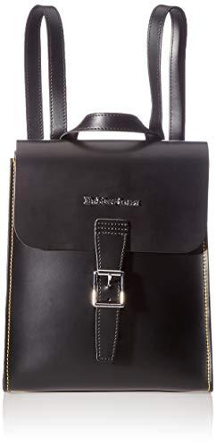 Dr. Martens Unisex-Adult AB101001 Luggage-Footlocker, Black, One Size