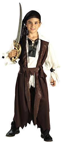 Costume Pirate des Caraïbes 8-10 ans