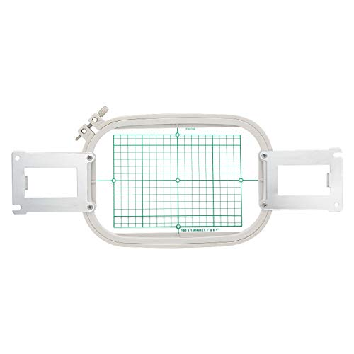 Sew Tech PRH180 Embroidery Hoop for Brother PR600 PR1000E PRS100 PR655 Babylock Alliance Valiant Enterprise Endurance 2 Intrepid Bmp9 etc, Sewing and Embroidery Machine Hoop