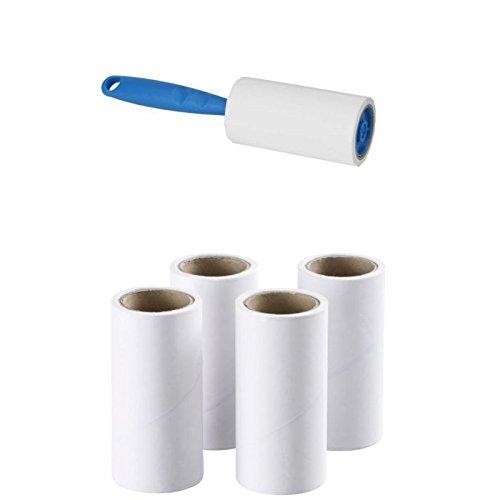 IKEA Fusselrolle BÄSTIS + 4 Ersatzrollen