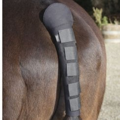 Shires NEOPRENE TAIL GUARD - TOUCH & CLOSE FAST Protects Dock Great for Rubbing Horses