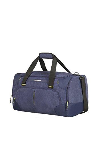 Samsonite Rewind 55/22 Bolsa de Viaje, 55 cm, 54 L, Color Azul (Dark Blue)