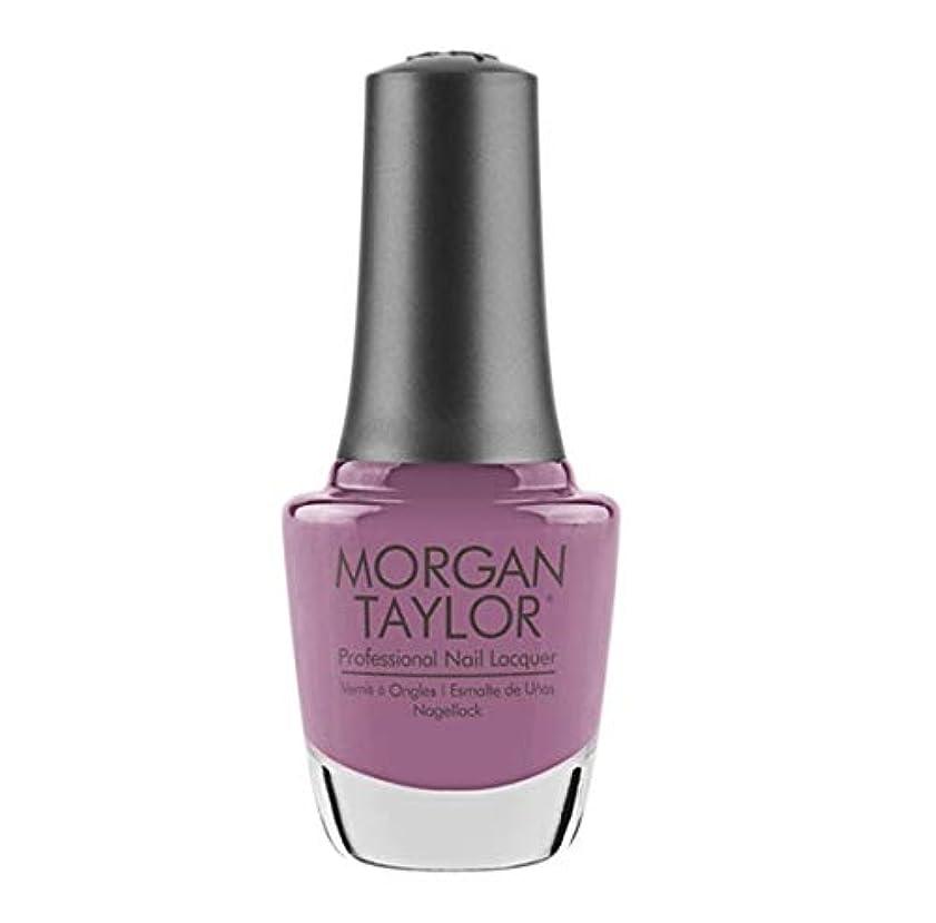 グリップ伝記生産的Morgan Taylor Nail Lacquer - Merci Bouquet - 15 ml / 0.5 oz