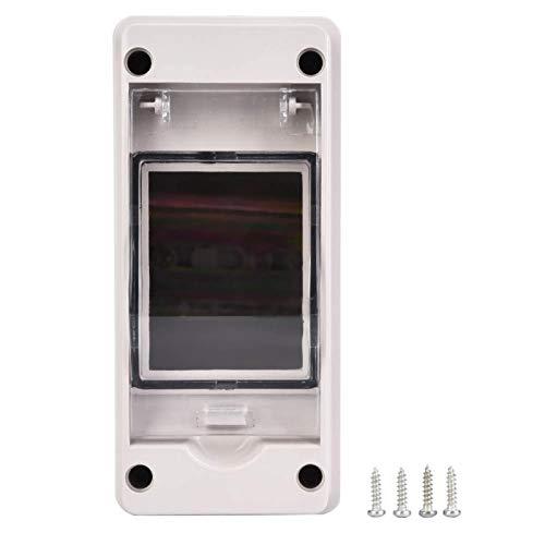 Leylor Caja de proyectos-Caja de proyectos Caja de distribución de plástico Caja de Instrumentos Protección IP33 con Tapa Transparente