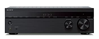 Sony STRDH590 5.2-ch Surround Sound Home Theater Receiver  4K HDR AV Receiver with Bluetooth,Black