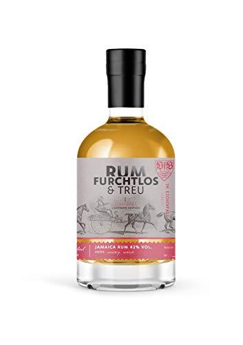 Furchtlos und Treu - Jamaica Rum des VfB Stuttgart - Limitierte Auflage (1 x 0,5l)
