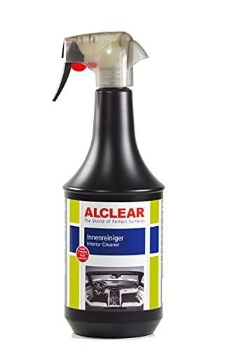 ALCLEAR 721IR Premium Auto Innenreiniger mit Tiefenwirkung für Cockpit, Polster, Leder, Innenraum, Armaturenbrett Pkw Pflege, 1.000 ml