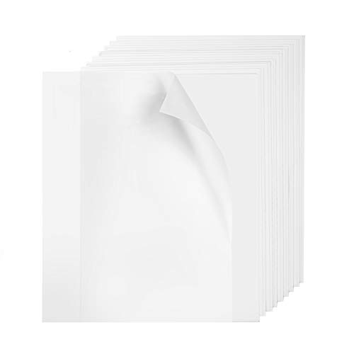 Vellum Paper Translucent Printable 110 Sheets,(8.5 x 11 Inches, 93GSM)