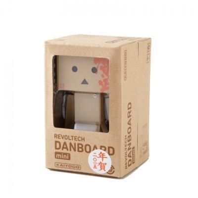 Revoltech Dumbo-over Mini-Neujahrs Danbo 2015