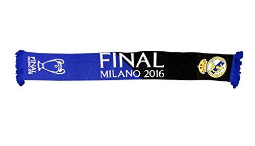 Unbekannt Bufanda del Real Madrid – UEFA Champions League Jacquard semifinal 2016
