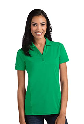 Antigua Women's Tribute Short Sleeve Polo Shirt XXL Celtic Green