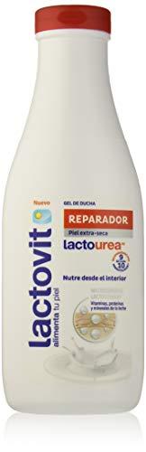 Lactovit Lato-Urea Gel de Ducha Reparador - 600 ml
