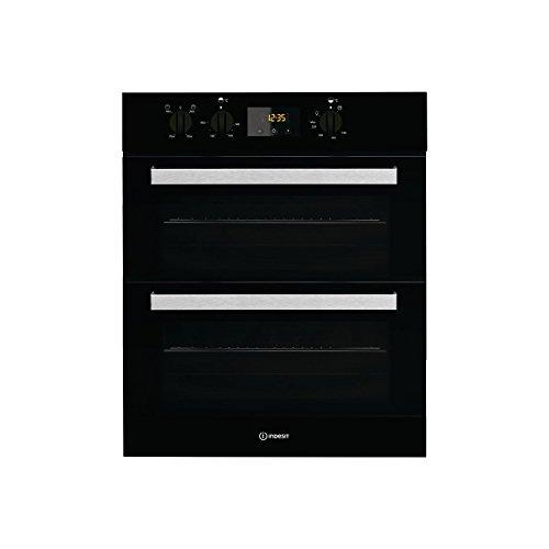 Indesit IDU6340BL Aria Electric Built Under Double Oven -...