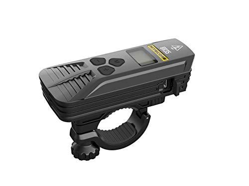 Nitecore BR351800lm USB Ricaricabile Dual Distance Beam Bike Light, Adult-Men